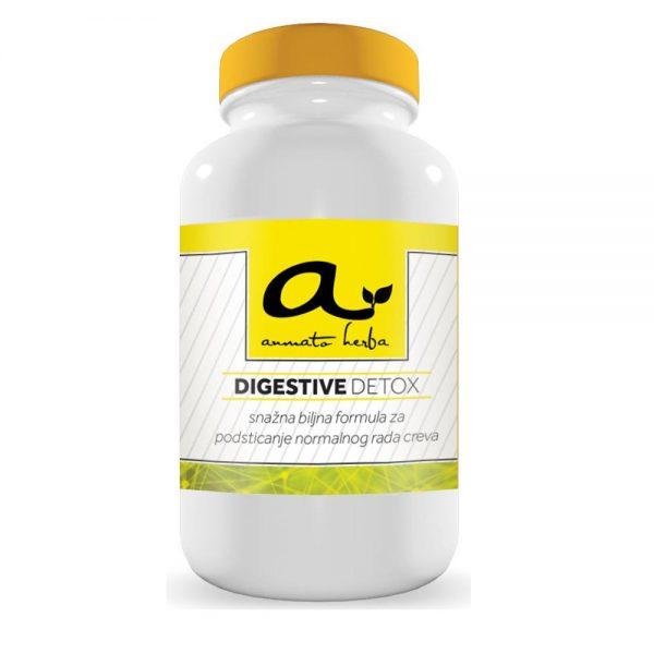 biljna formula za podsticanje rada creva digestive detox