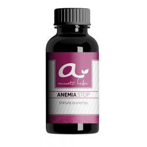 Biljna formula za pročišćavanje i razređivanje krvi 'Anemia Stop'